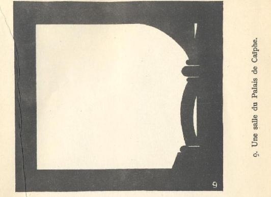 la passion en ombres chinoises bible silhouette