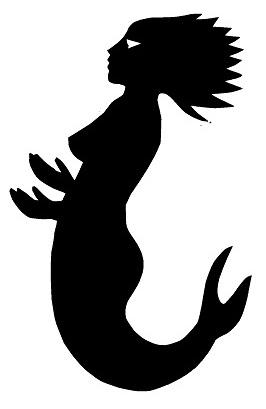 sirène aquarium theatre d`ombres ombres chinoises silhouettes marionnettes