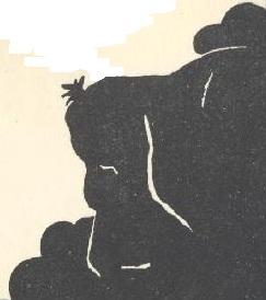 caverne montagne décor en ombres chinoises theatre d`ombres silhouettes marionnettes