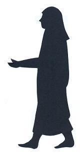 chamelier bible nativité en théâtre d`ombres ombres chinoises silhouettes marionnettes