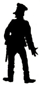 homme, soldat, ombre chinoise, theatre d`ombres, silhouette, marionnettes, free, saynète
