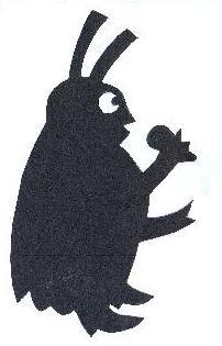 cigale la cigale et la fourmi théâtre d`ombres ombres chinoises silhouette