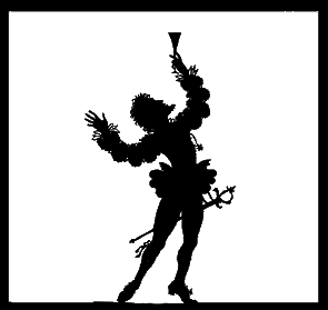 Don Juan, Don Giovanni, Tamino, Lotte Reiniger, ombres chinoises, theatre d`ombres, silhouettes, marionnettes, opéras, Mozart