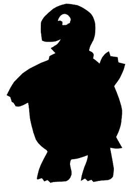 tortue animal en théâtre d`ombres ombres chinoises marionnette silhouette