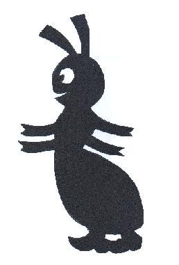 fourmi fable la cigale et la fourmi théâtre d`ombres ombres chinoises silhouette