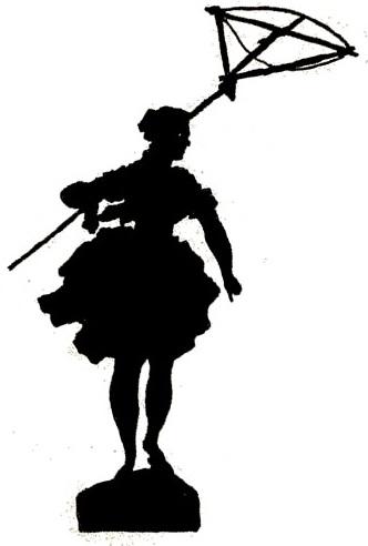 Gwenaelle, fille, femme, conte breton, bretgne en theatre d`ombres, ombres chinoises, silhouettes, marionnettes, free