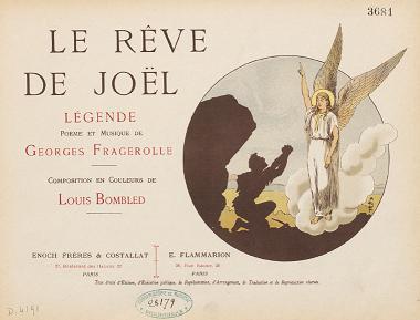 ouvrier, piocheur, ange, Le rêve de Joel, ombres chinoises, theatre d`ombres, silhouettes, marionnettes, fragerolle, chat noir, free