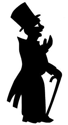 karagoz homme européen en ombres chinoises théâtre d`ombres silhouettes marionnettes