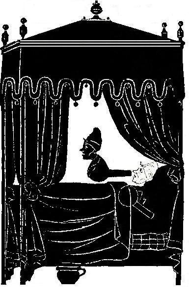 la malade imaginaire sayn te d 39 ombres de seraphin. Black Bedroom Furniture Sets. Home Design Ideas