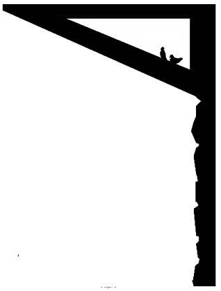 creche bible nativite noel en theatre d`ombres ombres chinoises marionnettes silhouettes