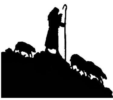 berger mouton bible nativite noel en theatre d`ombres ombres chinoises marionnettes silhouettes