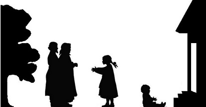 oies sauvages, écran, personnages, scène, ombres chinoises, theatre d`ombres, silhouettes, marionnettes, free