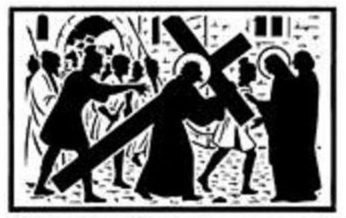 La passion la bible en théâtre d`ombres chinoises silhouettes marionnettes