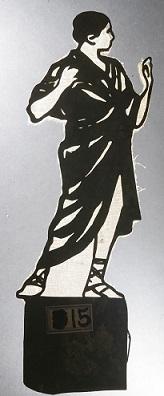hypéride, avocat, phryné, ombres chinoises, theatre d`ombres, silhouettes, marionnettes, louis morin