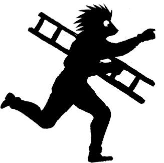 porc-epic homme en ombres chinoises theatre d`ombres silhouettes marionnettes