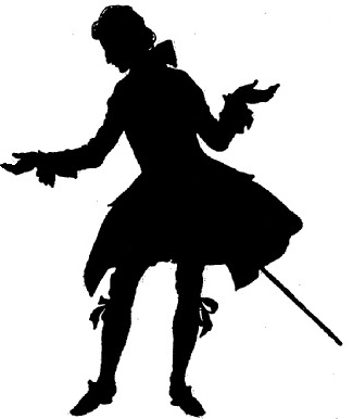 prince, ombre chinoise, silhouette, theatre d`ombres, silhouettes, marionnettes, arthur rackham