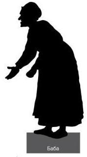 femme en ombres chinoises theatre d`ombres silhouettes marionnettes