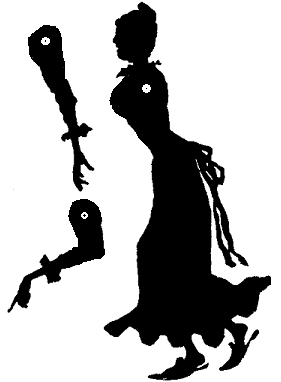 femme, ombres chinoises, theatre d`ombres, silhouettes, marionnettes, free, chinese shadows, schatten theater